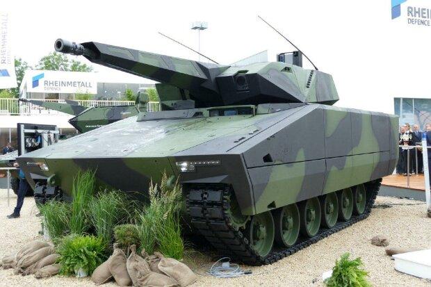 Lynx tank
