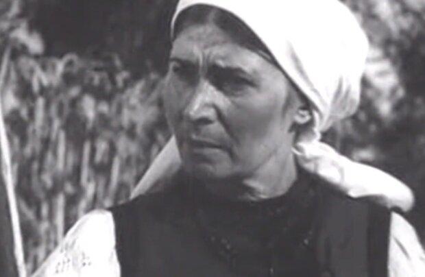 Екатерина Билокур, скриншот видео