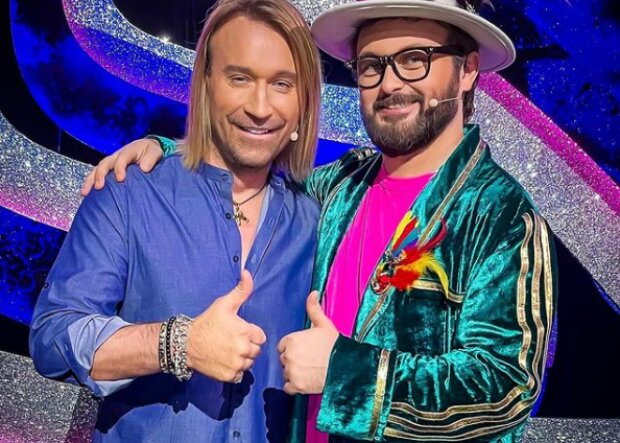 Дзидзьо и Олег Винник, фото с Instagram