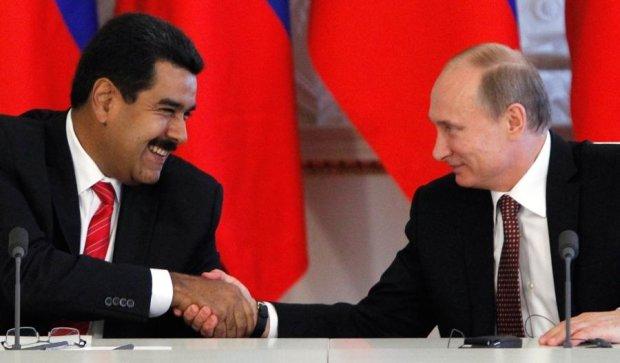 """Мадуро заснував премію """"за мир"""" спеціально для Путіна"""