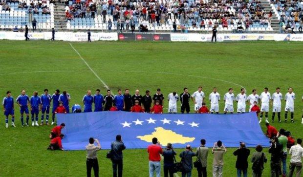 Украина в отборочных матчах к ЧМ-2018 может играть со сборной Косово