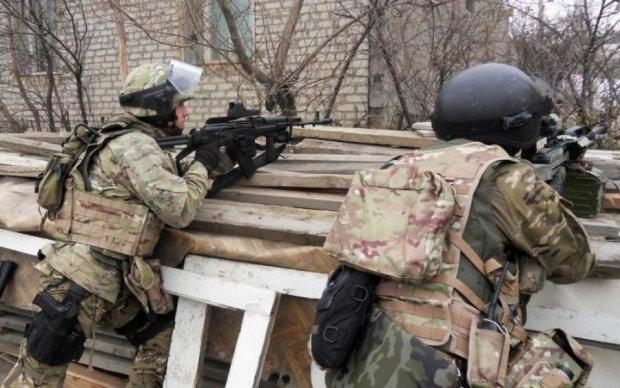 Звучат взрывы и стрельба: в Грузии проводят АТО