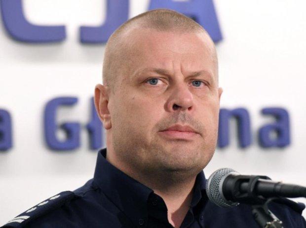 Керівник поліції Польщі через хабар подав у відставку