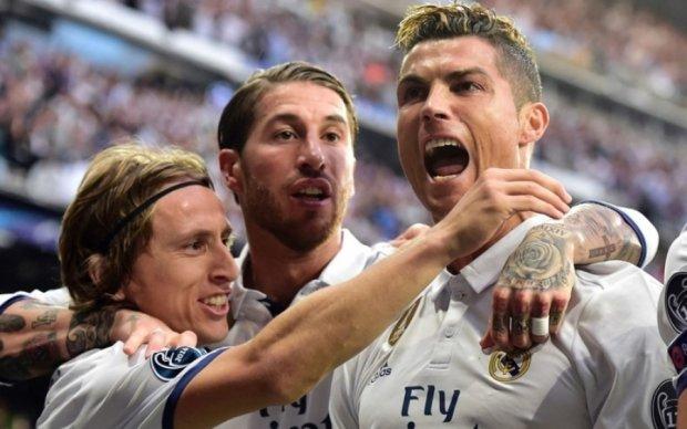 Стали відомі преміальні гравців Реала в разі успішного завершення сезону