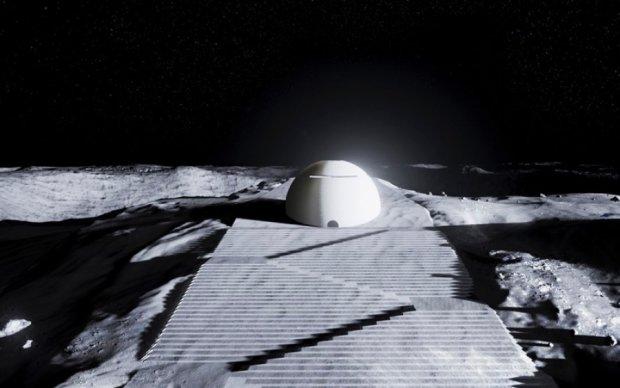 """""""Современный алхимик"""" представил проект храма на Луне"""