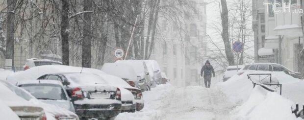 Зима в Україні, ТСН