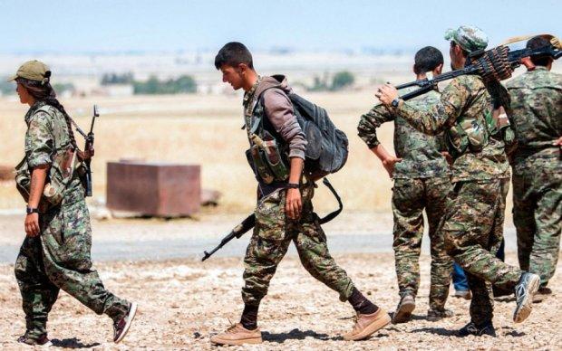 Турция нанесла удар по курдам: пять человек погибли