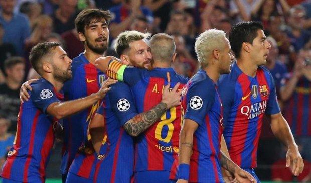 """Суперник накрив """"Барселоні"""" стіл перед матчем"""