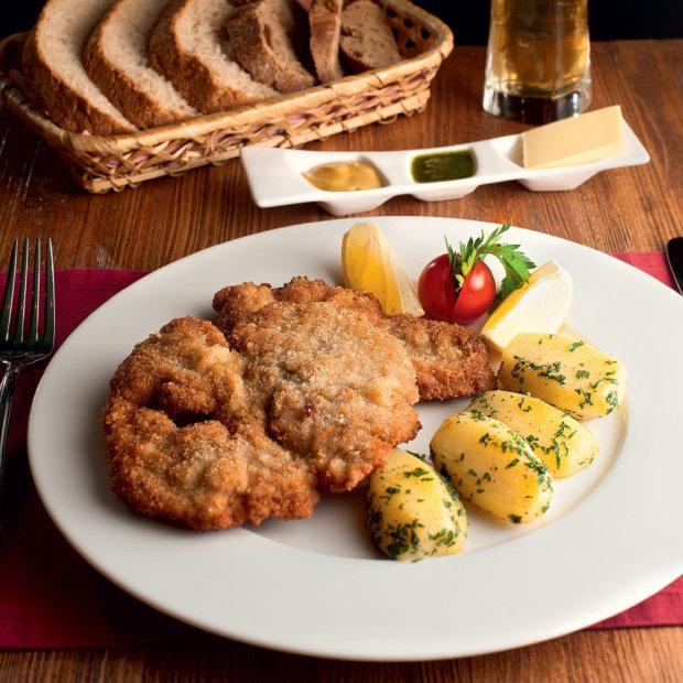 Віденський шніцель з лимоном: цікавий рецепт
