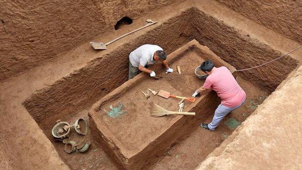 Археологи наткнулись на древнюю мастерскую хрупких изделий: считался ремесленным чудом