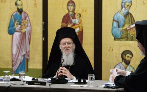 Патриарх Варфоломей отсрочил предоставление Украине Томосу: что происходит