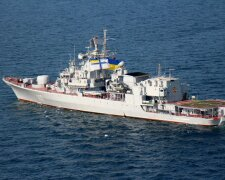 Українські кораблі повертаються до Одеси, фото: Думская