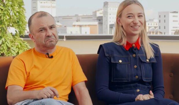 Катерина Реп'яхова і Віктор Павлік, скріншот із відео