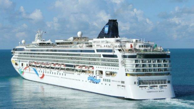 Круїзний лайнер зазнав аварії на Бермудах