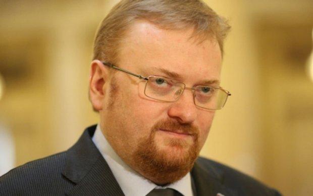 Вслед за Самойловой въезд запретили Милонову
