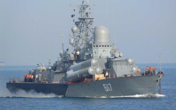 Россия перебросила ракетные установки в аннексированный Крым