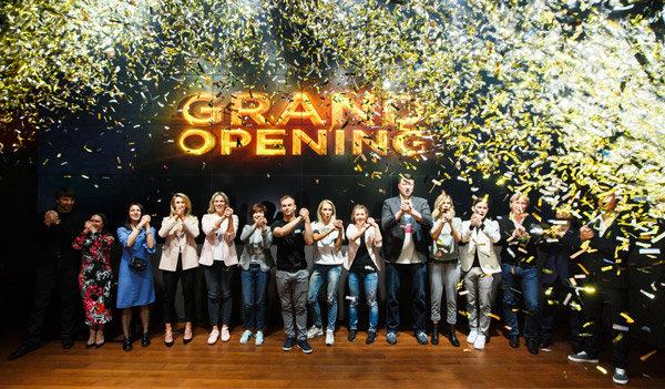 Відкриття Champion Hall у Києві
