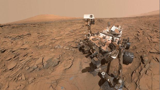 По гриби на Червону планету: марсохід NASA зафіксував свідоцтва інопланетного життя