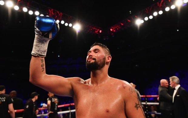 Беллью: Усик - неймовірний боксер, але йому ще рано боксувати зі мною