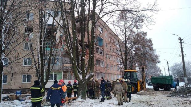 Вибух житлового будинку в Фастові: поліцейські розкрили пекельні подробиці