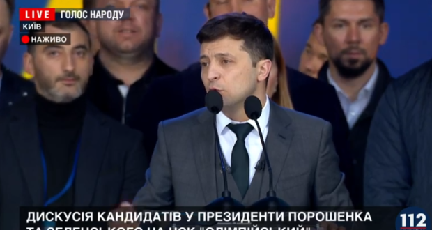"Зеленський сказав правду в обличчя Порошенку: ""Я результат ваших помилок і обіцянок"""