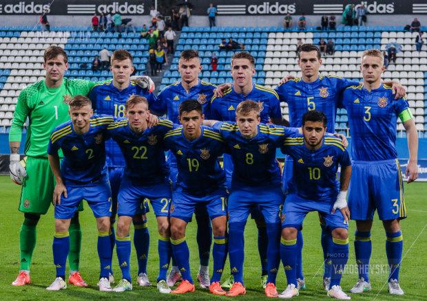 Молодіжна збірна України виграла важливий матч