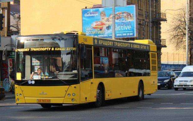 Киевский транспорт изменит движение: список маршрутов