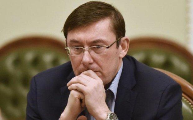 Луценку пригрозили розслідуванням САП