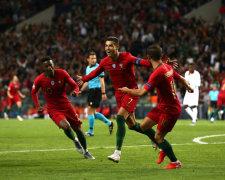 Португалия вышла в финал Лиги наций, Getty Images