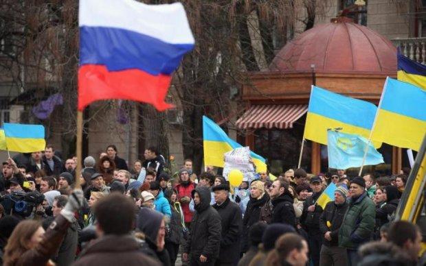 Опрос показал, как украинцы и россияне относятся друг к другу