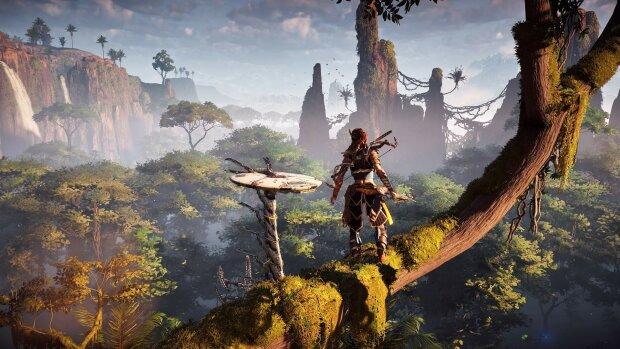 Horizon Zero Dawn // скриншот из игры