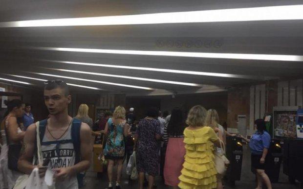 Тихий армагедец: киевляне возмущены новой системой оплаты в метро