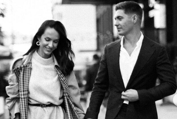 Владимир Остапчук с женой, instagram.com/kristygor