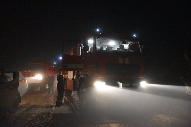 Рятувальники, фото: ГУ ДСНС