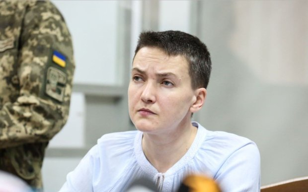 Конституционный суд удовлетворил жалобу Савченко: теперь с террористами будут поступать мягче
