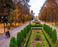 парк им. Т.Шевченко, Ивано-Франковск, фото - Google
