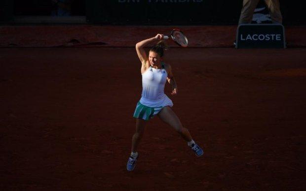 Ролан Гаррос (WTA): Впевнена перемога Халеп, вильоти Бушар і Кіз
