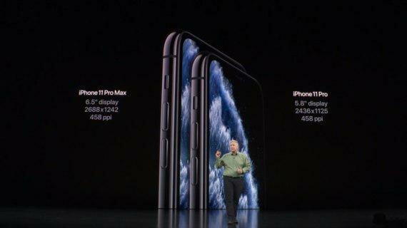iPhone 11 Pro Max: Apple показала найпотужніший флагман року