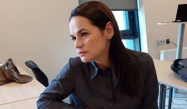 Світлана Тихановська, фото білоруських ЗМІ