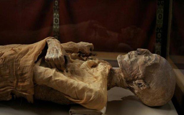 Охотники за сокровищами откопали склеп с 17 мумиями