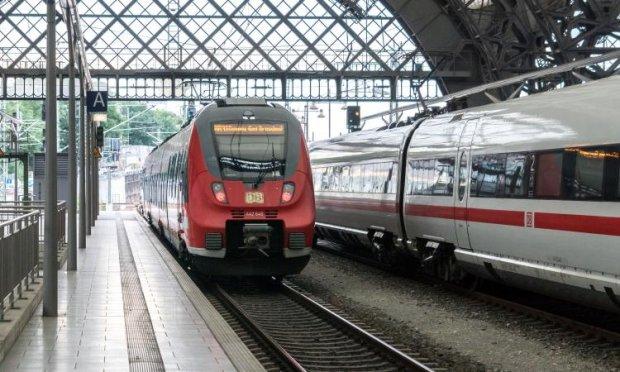 ВГермании бастуют железнодорожники: Парализовано движение вовсей стране