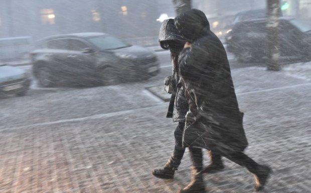 Мороз до -30 и ледяной ад: арктический циклон мчится в Украину