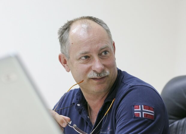 Олег Жданов, военный эксперт