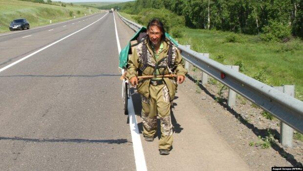 """Пригоди якутського шамана підійшли до кінця: """"вигнання Путіна"""" закінчилося в психдиспасері"""