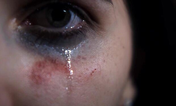 Домашнее насилие, реконструкция, изображение иллюстративное, кадр из видео: YouTube