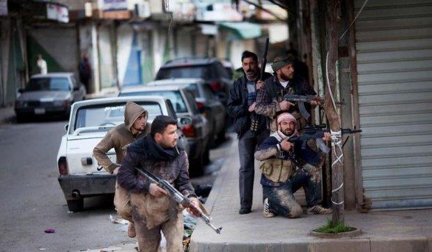 Американські військові зачистять Сирію від ІД
