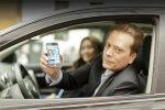 водійські права в смартфоні