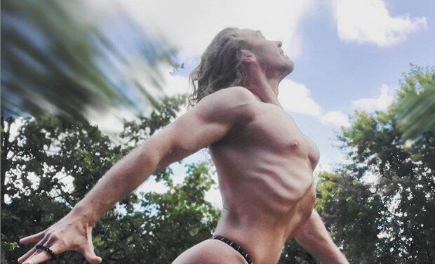 Тарзан, фото Іnstagram