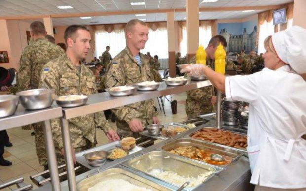 """Чудеса тендера: харчування військових довірили """"перспективному"""" підприємцю"""