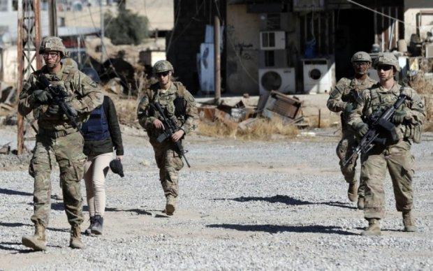 Вибух під Мосулом забрав життя американського солдата